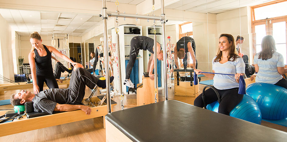 Adelaide Individualised Pilates