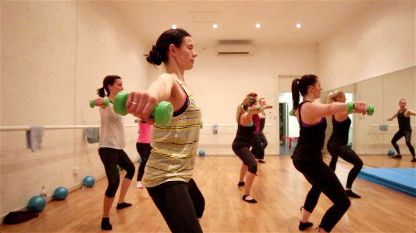 Barre Workout Adelaide