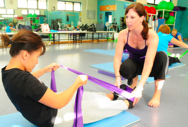 Pilates Help With Fitness Flexibility
