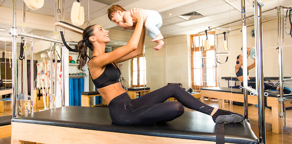 After Pregnancy And Pilates