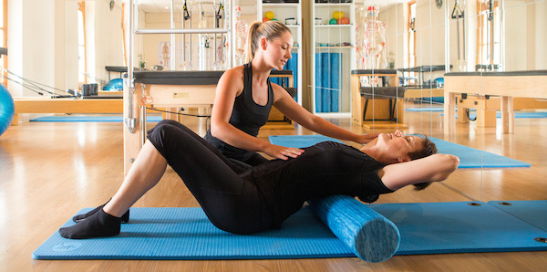 Pregnancy And Pilates